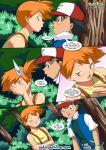 ash_ketchum kasumi_(pokemon) misty nintendo palcomix pokemon pokemon_(anime) pokepornlive satoshi_(pokemon)