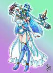 aqua aqua_(fire_emblem_if) aqua_(kingdom_hearts) aqua_(konosuba) azura_(fire_emblem) big_breasts cosplay fire_emblem kingdom_hearts kono_subarashii_sekai_ni_shukufuku_wo! transformation