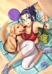 beach camera cellphone dog real_xxiii_(artist)
