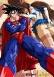 ass cosplay crossdressing crossover dragon_ball_z femboy himura_kenshin mmg rurouni_kenshin sailor_moon son_goku superman