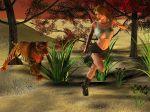 3d animal bestiality feline female feral human interspecies tiger zoo