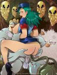 anal ass big_ass big_breasts breast_sucking breasts bulbasaur cum double_penetration from_behind gangbang gloves green_eyes green_hair group_sex hair high_heels huge_breasts huge_penis ivysaur junsaa_(pokemon) kakuna large_breasts lipstick long_hair machamp monster nintendo nipple no_panties oc-9 officer_jenny open_mouth open_shirt orgasm outdoors outside penis pokemon primeape red_eyes restrained sex sideboob skirt_lift spread_legs surprise testicles threesome uniform vaginal vines