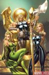 amora_the_enchantress avengers marvel tagme thor