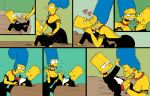 bart_simpson fauno_artifex incest marge_simpson source_request the_simpsons yellow_skin
