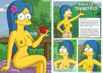 ass breasts hot_tub marge_simpson nipples nude shorts the_simpsons thighs topless wvs