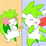 pokemon shaymin shaymin_sky_forme tagme