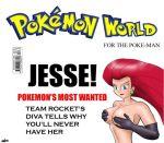 hand_bra jessie nintendo pokemon team_rocket