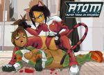 a.t.o.m. alpha_teens_on_machines atom cat_leone catalina_leone drago-flame firekat lioness