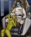 alien ass chiss clothed_male_nude_female fellatio grand_admiral_thrawn hera_syndulla interspecies oral pussy shabby_blue star_wars star_wars_rebels twi'lek