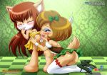 2_girls ass audrey blush dalila little_tails palcomix pleasure_bon_bon tagme