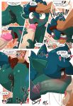 <3 <3_eyes 2019 absurd_res anal anal_fingering anal_orgasm anthro balls blush comic cum cumshot deepthroat dialogue digital_media_(artwork) duo ejaculation english_text eto_ya fan_character fingering fingering_partner furry girly hands-free high_res humanoid_penis internal male male/male mammal my_little_pony open_mouth oral orgasm penis poison_trail sex text tongue tongue_out