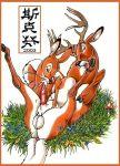 animal_sex bambi deer disney faline fellatio klaus_doberman klaus_doberman_(artist) oral