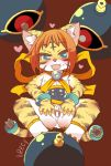 after_sex blue_eyes blush cub cum cum_in_pussy cum_inside dangan feline female furry group half-dressed looking_at_viewer nipples on_back pussy spread_legs spread_pussy spreading sweat tiger young ♥