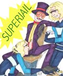superjail tagme the_twins the_warden