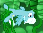 1girl anal anal_penetration cheek_bulge cum cum_in_mouth cum_in_pussy cum_inside cutie_mark female female_only female_pegasus fleetfoot fleetfoot_(mlp) friendship_is_magic my_little_pony oral oral_penetration pegasus pony sex solo_female suspended_in_midair tail tentacle_in_mouth tentacle_sex tentacles vaginal vaginal_penetration wings
