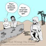 buddha buddhism christianity genderswap god islam jesus muhammad religion rule_63