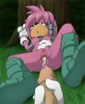 julie-su knuckles_the_echidna pokemon sonic_team the_other_half