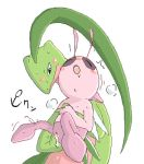 celebi grovyle pokemon pokemon_mystery_dungeon