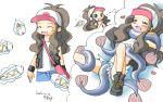 pokemon shibibiru shibishirasu white