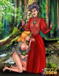 beautiful cinderella disney futa-toon futanari gilf lady_tremaine princess_cinderella stepmother tagme