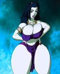 ass avatar:_the_last_airbender azula big_ass big_breasts breasts clothes jay-marvel lips looking_at_viewer wide_hips
