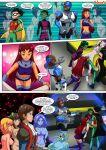beast_boy cyborg dc_comics fan_character palcomix raven's_lust raven_(dc) robin starfire tagme teen_titans