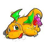 dragonite lickitung pokemon tagme
