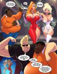 big_breasts breasts cleavage comic cool_world crossover disney holli_would jessica_rabbit johnpersons who_framed_roger_rabbit