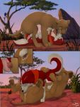 69 balto crossover dripping furry jenna kiara kissing licking outside pussy the_lion_king yuri