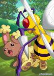beedrill buneary female palcomix pokemon pokepornlive tagme