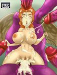 dc_comics dcau fbz hawkgirl justice_league justice_league_unlimited