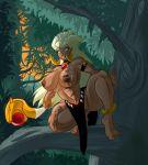 big_breasts breasts disney jungle lordstevie lordstevie_(artist) queen_la tarzan