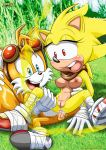"anal anthro crossgender furry miles_""tails""_prower sonic_boom sonic_the_hedgehog super_sonic"