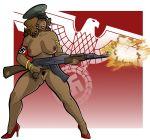 dark-skinned_female dark_skin nazi turria