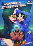 action_hank agent_honeydew comic dexter's_laboratory jab jabcomix katka