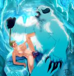 cum princess_leia_organa star_wars studio-pirrate_(artist) wampa
