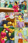 arabatos comic darren's_adventure milhouse_van_houten salem89_(artist) tagme the_simpsons yellow_skin