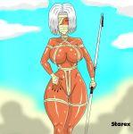 5tarex 5tarex_(artist) dark-skinned_female dark_skin tagme