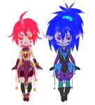april_fools candy_pop chibi creepypasta cute dark_fantasy fantasy jesters royal_jesters