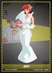 ale-mangekyo ale-mangekyo_(artist) anju big_breasts bouquet breasts majora's_mask ocarina_of_time the_legend_of_zelda wedding_dress