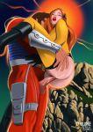 captain_comet crystal crystalia_amaquelin fantastic_four online_superheroes