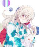 1girl artist_request corrin corrin_(fire_emblem) kimono