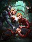 gwen_stacy spider-man tagme tarakanovich_(artist)