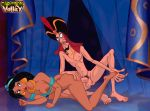 aladdin_(series) cartoonvalley.com disney jafar princess_jasmine