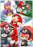 bbmbbf comic furry knuckles_the_echidna mina_mongoose mobius_unleashed palcomix sega shade_the_echidna sonic_xxx_project_4