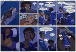 aang appa ass avatar:_the_last_airbender big_ass big_breasts big_penis big_testicles breasts brother brother_and_sister comic fellatio heart incest incognitymous katara oral penis saliva sister sokka speech_bubble testicles text