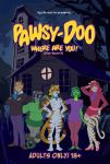 daphne_blake freddy_jones furry norville_rogers scooby-doo shaggy velma_dinkley