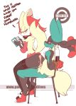 assjob buttjob chair delphox diives gif glasses half-closed_eyes looking_back lucario mega_evolution mega_lucario megalucario pokemon pokemon_(anime) pokemon_(game) pokemon_xy porkyman punish punished punishment