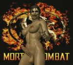1girl 3d blue_eyes breasts brunette cock dick dickgirl dickgirl/female erect_penis erection eyeshadow female female_human female_only futa futanari games human human_only legs makeup mileena mortal_kombat nipples nude nude_female open_mouth penis posing render sharp_teeth shemale simple_background solo solo_female teeth testicles video_games xnalara xps