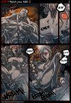 comic ganassa_(artist) group_sex pregnant zoey zoey!_watch_your_ass!_2